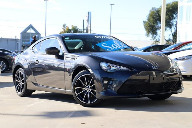 Used Toyota 86 ZN6 GTS Kirrawee, 2016 Toyota 86 ZN6 GTS Grey 6 Speed Manual Coupe