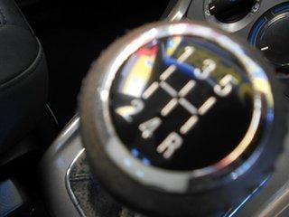 2010 Holden Captiva CG MY10 5 White 5 Speed Manual Wagon