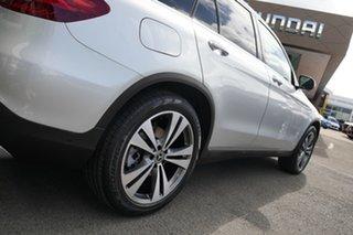 2017 Mercedes-Benz GLC250D 253 MY17 Iridium Silver 9 Speed Automatic Wagon