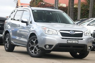 2014 Subaru Forester MY13 2.5I-S Silver Continuous Variable Wagon.