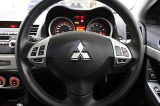 2009 Mitsubishi Lancer CJ MY09 VR Sportback Grey 6 Speed CVT Auto Sequential Hatchback