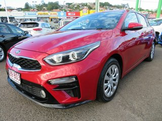 2019 Kia Cerato BD MY19 S Red 6 Speed Sports Automatic Hatchback.