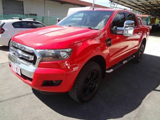 2016 Ford Ranger PX MkII XLS 3.2 (4x4) Red 6 Speed Automatic Double Cab Pick Up.