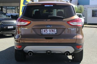 2013 Ford Kuga TF Titanium PwrShift AWD Burnished Glow 6 Speed Sports Automatic Dual Clutch Wagon