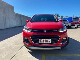 2017 Holden Trax TJ MY17 LT Red 6 Speed Automatic Wagon