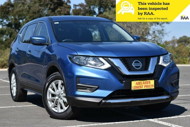 Used Nissan X-Trail T32 Series II TS X-tronic 4WD Cheltenham, 2019 Nissan X-Trail T32 Series II TS X-tronic 4WD Blue 7 Speed Constant Variable Wagon