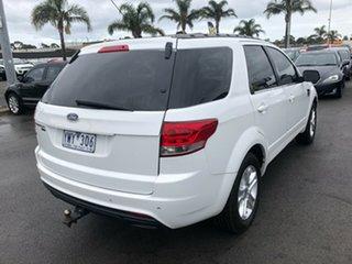 2012 Ford Territory SZ TX (RWD) 6 Speed Automatic Wagon