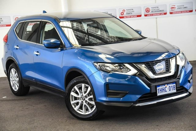 Pre-Owned Nissan X-Trail T32 Series 2 ST 7 Seat (2WD) Myaree, 2017 Nissan X-Trail T32 Series 2 ST 7 Seat (2WD) Continuous Variable Wagon