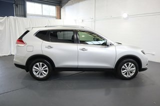 2016 Nissan X-Trail T32 ST-L X-tronic 2WD Silver 7 Speed Constant Variable Wagon.