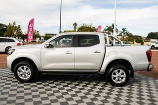 2021 Nissan Navara D23 MY21 ST Brilliant Silver 6 Speed Manual Utility