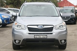 2014 Subaru Forester MY13 2.5I-S Silver Continuous Variable Wagon