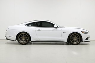 2016 Ford Mustang FM Fastback GT 5.0 V8 White 6 Speed Automatic Coupe