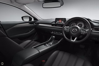 2021 Mazda 6 GL1033 Touring SKYACTIV-Drive Silver 6 Speed Sports Automatic Wagon.