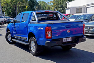 2013 Holden Colorado RG MY13 LT Crew Cab Blue 6 Speed Sports Automatic Utility.