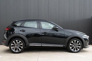 2021 Mazda CX-3 DK2W7A Akari SKYACTIV-Drive FWD Jet Black 6 Speed Sports Automatic Wagon.