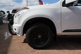 2016 Holden Colorado RG MY16 LS (4x4) White 6 Speed Automatic Crew Cab Pickup.