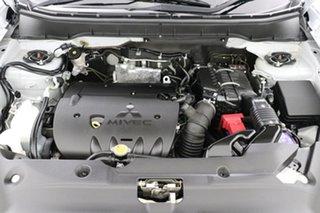 2011 Mitsubishi ASX XA (4WD) Silver Continuous Variable Wagon