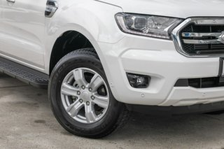 2020 Ford Ranger PX MkIII 2020.75MY XLT Hi-Rider White 6 Speed Sports Automatic Double Cab Pick Up.
