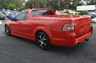 2013 Holden Ute VF MY14 SV6 Ute Red 6 Speed Sports Automatic Utility