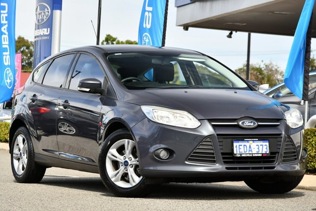 Used Ford Focus LW MkII Trend PwrShift Melville, 2012 Ford Focus LW MkII Trend PwrShift Grey 6 Speed Sports Automatic Dual Clutch Hatchback