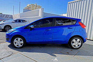 2016 Ford Fiesta WZ Ambiente Blue 5 Speed Manual Hatchback