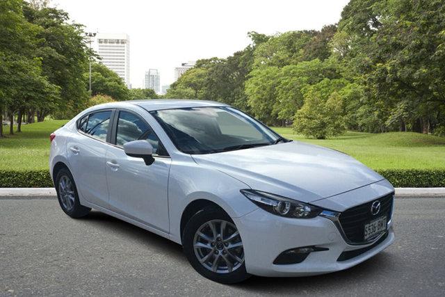 Used Mazda 3 BM5278 Neo SKYACTIV-Drive Paradise, 2016 Mazda 3 BM5278 Neo SKYACTIV-Drive White 6 Speed Sports Automatic Sedan