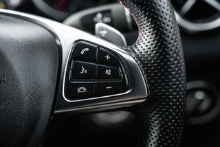 2017 Mercedes-Benz GLA-Class X156 GLA180 Black Sports Automatic Dual Clutch SUV