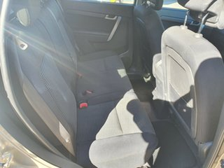 2006 Holden Captiva CG SX AWD Gold 5 Speed Sports Automatic Wagon