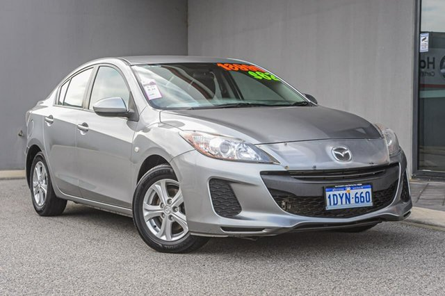 Used Mazda 3 BL10F2 Neo Activematic Osborne Park, 2012 Mazda 3 BL10F2 Neo Activematic Silver 5 Speed Sports Automatic Sedan