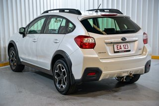 2013 Subaru XV G4X MY14 2.0i AWD White 6 Speed Manual Wagon
