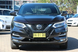 2020 Nissan Qashqai MY20 TI Black Continuous Variable Wagon