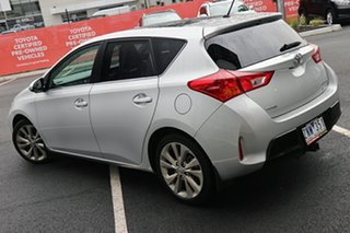 2013 Toyota Corolla ZRE182R Levin S-CVT ZR Silver 7 Speed Constant Variable Hatchback.