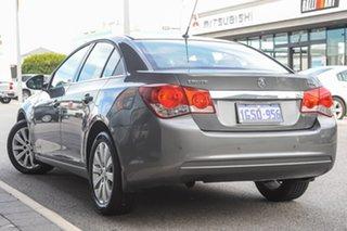2011 Holden Cruze JH Series II MY11 CDX Grey 6 Speed Sports Automatic Sedan.