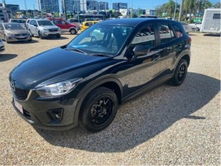 2012 Mazda CX-5 Maxx Sport (4x4) Black 6 Speed Automatic Wagon.