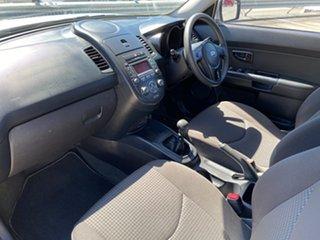 2011 Kia Soul AM MY12 Silver 6 Speed Manual Hatchback