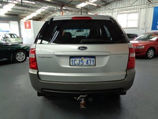 2006 Ford Territory SY TS Silver 4 Speed Sports Automatic Wagon