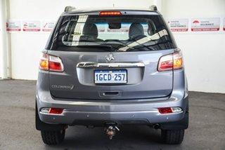 2016 Holden Colorado 7 RG MY16 LT (4x4) Grey 6 Speed Automatic Wagon