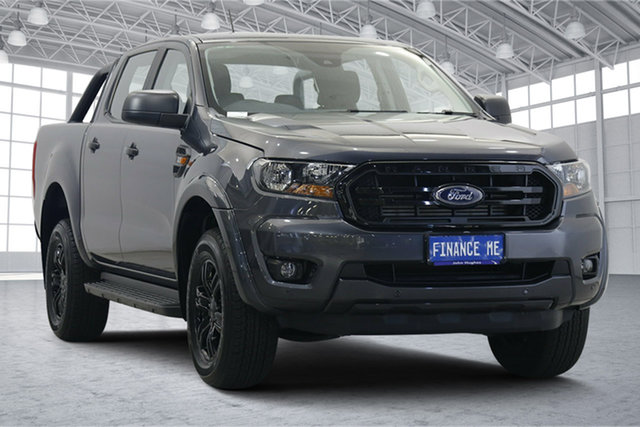 Used Ford Ranger PX MkIII 2019.75MY Sport Victoria Park, 2019 Ford Ranger PX MkIII 2019.75MY Sport Grey 6 Speed Sports Automatic Double Cab Pick Up