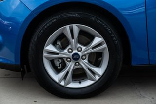 2014 Ford Focus LW MkII Trend Blue Sports Automatic Dual Clutch Hatchback