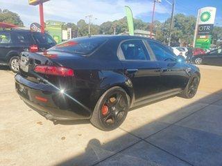 2007 Alfa Romeo 159 JTS Black 6 Speed Manual Sedan