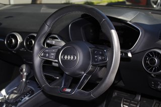2016 Audi TT FV MY17 Sport S Tronic Grey 6 Speed Sports Automatic Dual Clutch Coupe