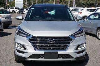 2020 Hyundai Tucson TL3 MY20 Highlander AWD Silver 8 Speed Sports Automatic Wagon.