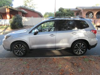 2017 Subaru Forester S4 MY18 2.5i-S CVT AWD Silver 6 Speed Constant Variable Wagon