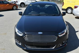 2015 Ford Falcon FG X G6E Turbo Black 6 Speed Automatic Sedan.