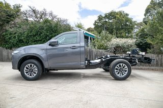 2020 Mazda BT-50 TFS40J XT Concrete Grey 6 Speed Sports Automatic Cab Chassis