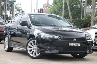 2008 Mitsubishi Lancer CJ VR-X 5 Speed Manual Sedan.