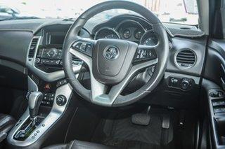 2011 Holden Cruze JH Series II MY11 CDX Grey 6 Speed Sports Automatic Sedan