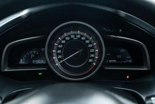 2014 Mazda 3 BM Series SP25 Grey Sports Automatic Hatchback