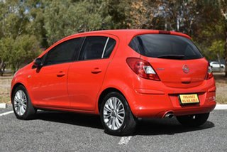 2012 Opel Corsa CO Enjoy Red 4 Speed Automatic Hatchback