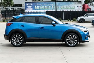 2019 Mazda CX-3 DK2W76 Maxx SKYACTIV-MT FWD Sport Blue 6 Speed Manual Wagon